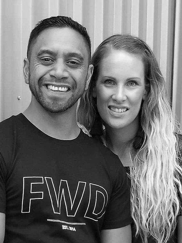 Tumo & Rachel Rerekura-Tamaiva