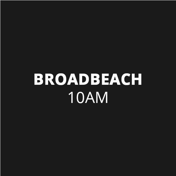 Broadbeach 10AM